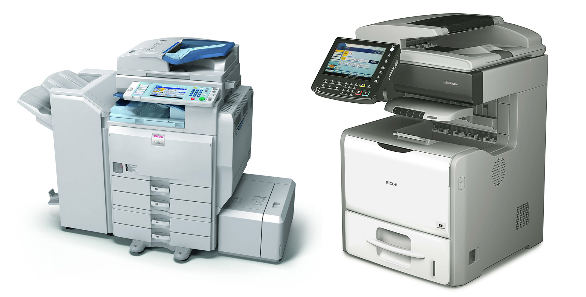 imprimante si multifunctionale ricoh